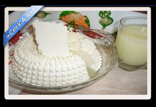 424Видео домашний сыр