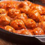 Тефтели в сметанном-томатном соусе по рецепту с пошаговым фото