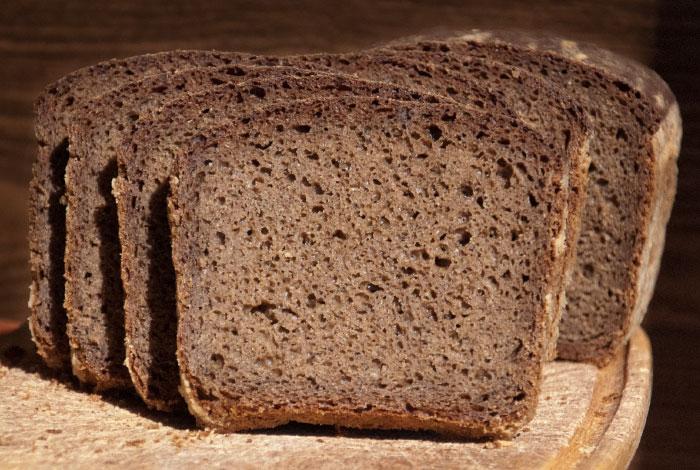 рецепты для хлебопечки Бородинский хлеб