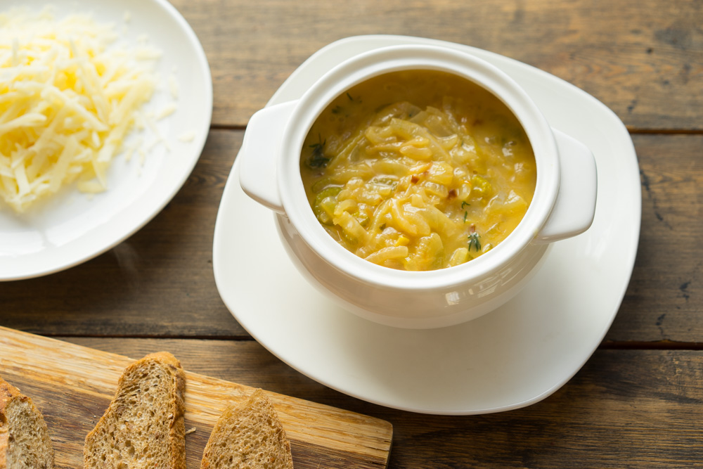 Рецепты лукового супа с фото